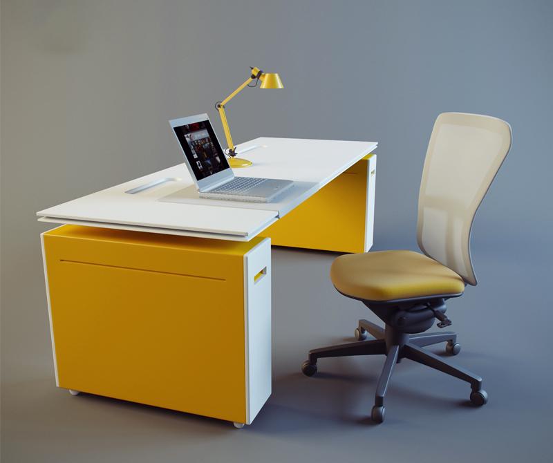 新西兰智阁板材,教您如何选择家用办公桌